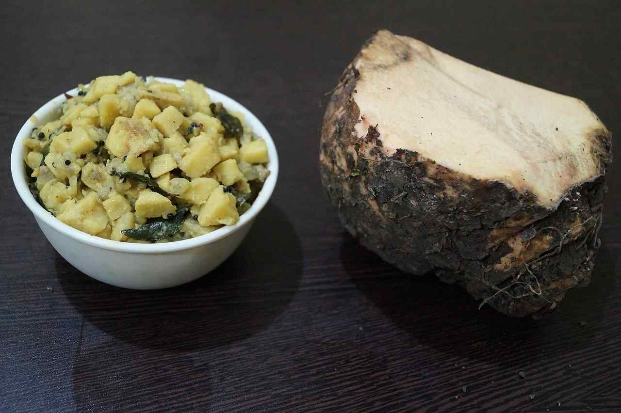 Elephant Foot Yam: Health Benefits And Nutrition Facts