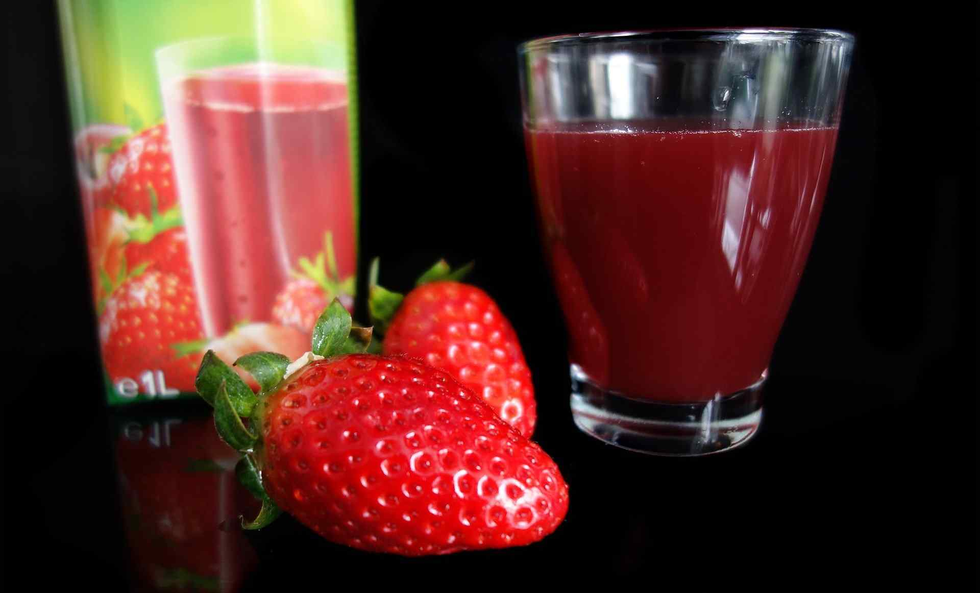 Strawberry Juice: Health Benefits And Nutrition Facts